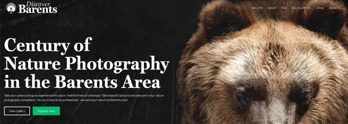 Discover Barents Photo Contest