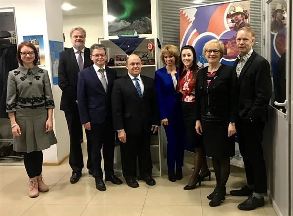 Regional Working Group on Investment and Economic Cooperation, Murmansk 2018